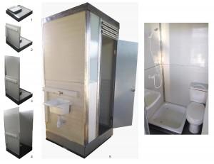 Baño Compacto122 x122 homblock